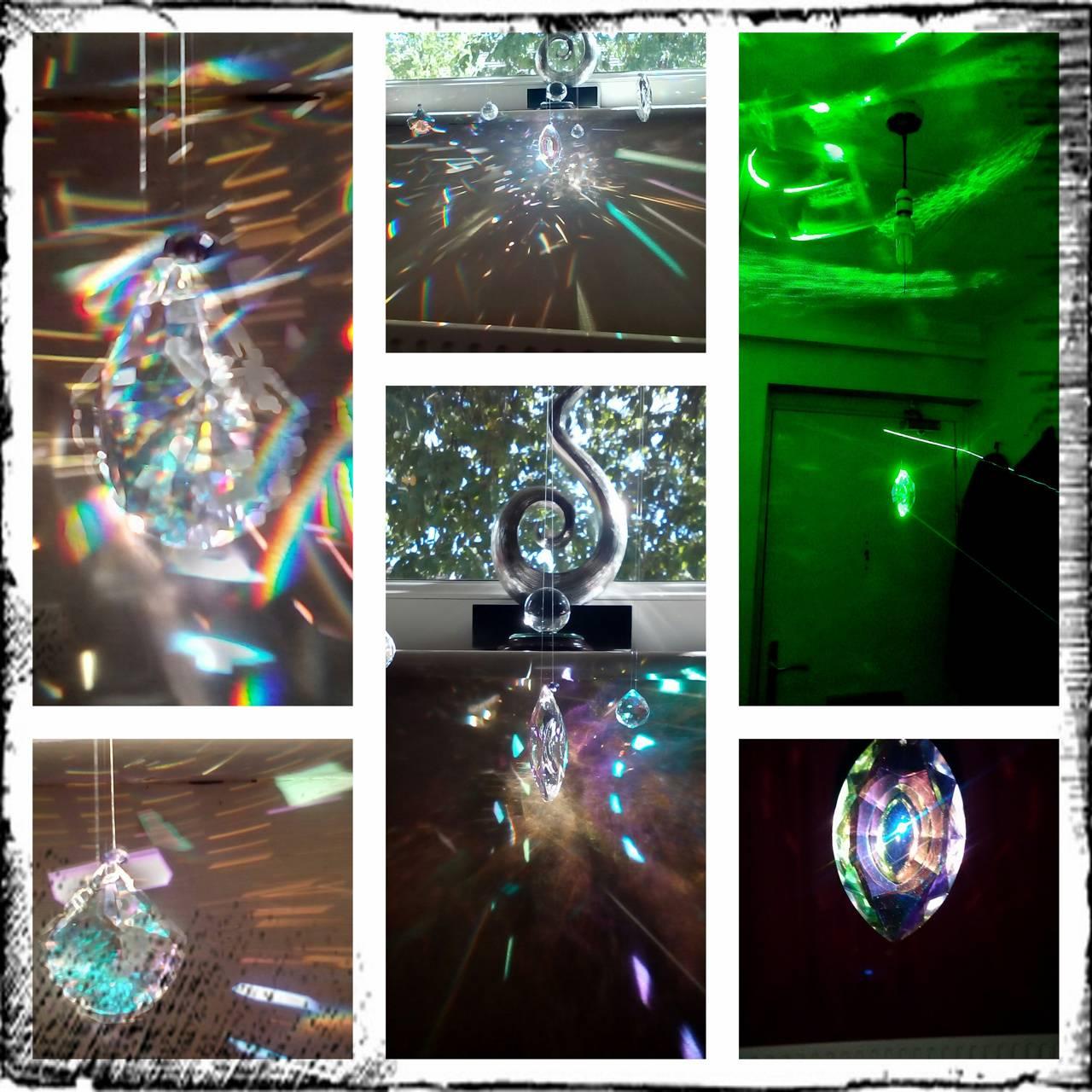 Collagen aural light