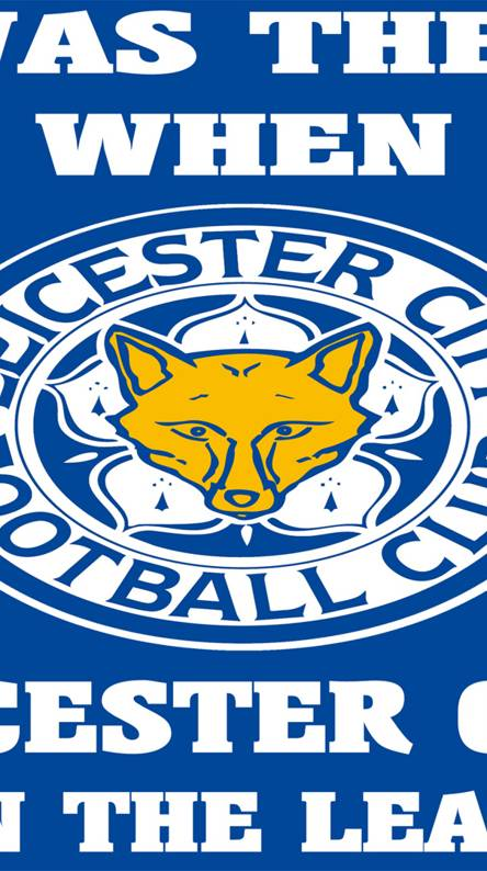 I Was There LCFC