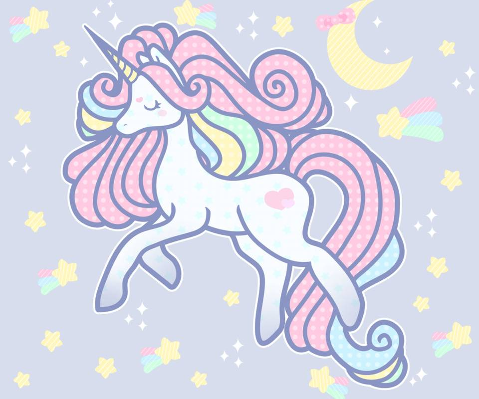 Pastel Unicorn Wallpaper By Pasteldoll 1e Free On Zedge