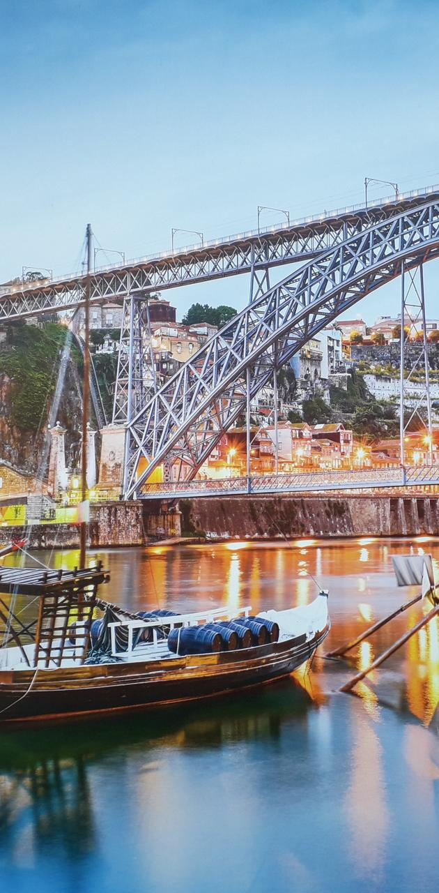 Wallpaper Porto