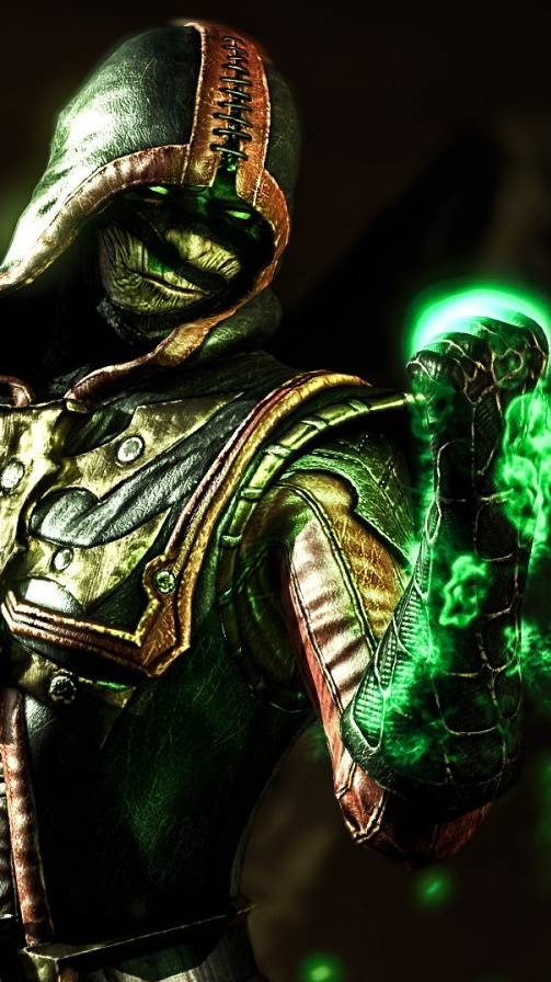 Ermac Wallpaper By Cellularcd