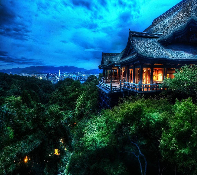 Kiyomizu Japan