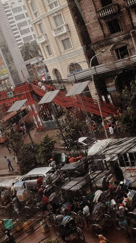 Dhaka city