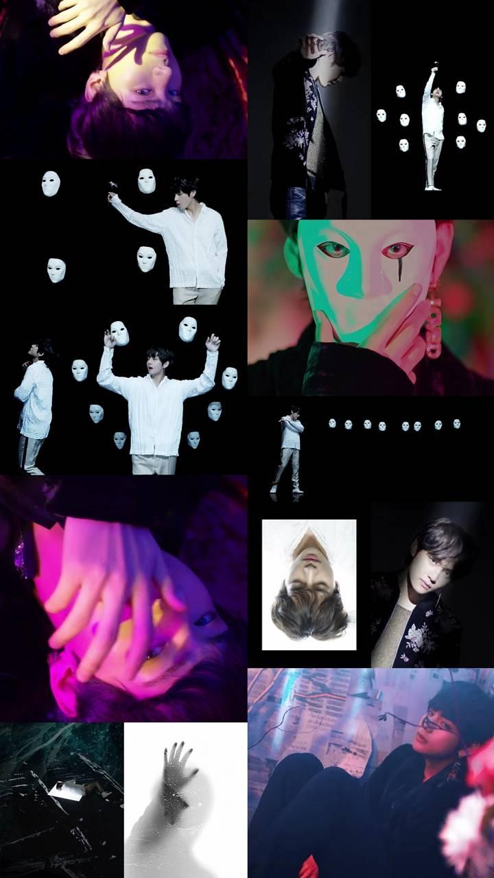 BTS V Singularity