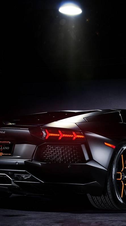 Black And Red Lamborghini Wallpaper