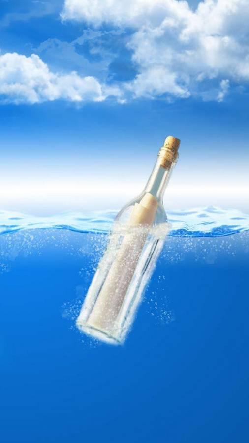 Msg N Bottle
