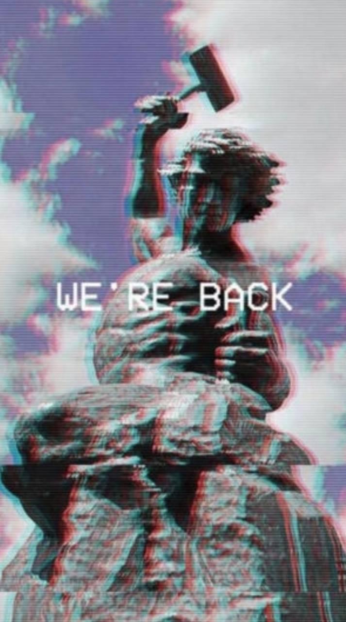 we r back