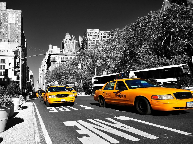 Ny City Yellow Cab