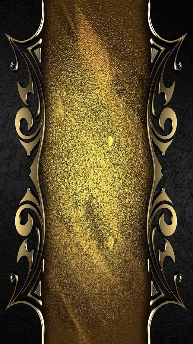 Black Gold Ellegance