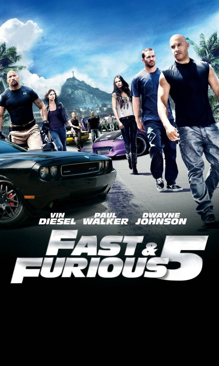 Fast Five wallpaper by Karagranis - 80 - Free on ZEDGE™