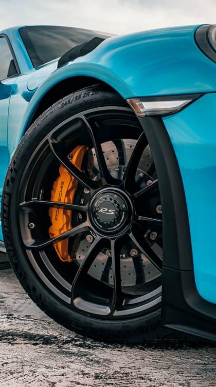 GT3 RS wheel