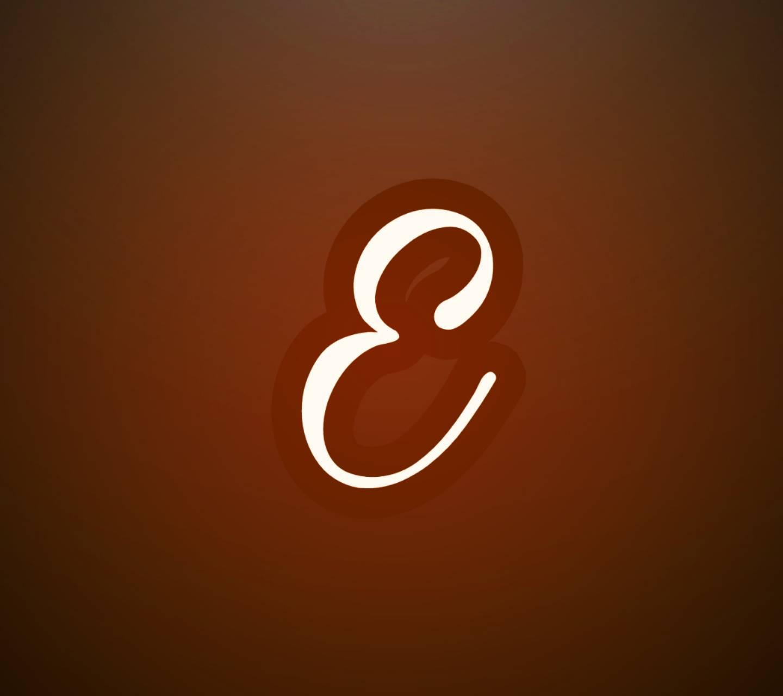 Beautiful E