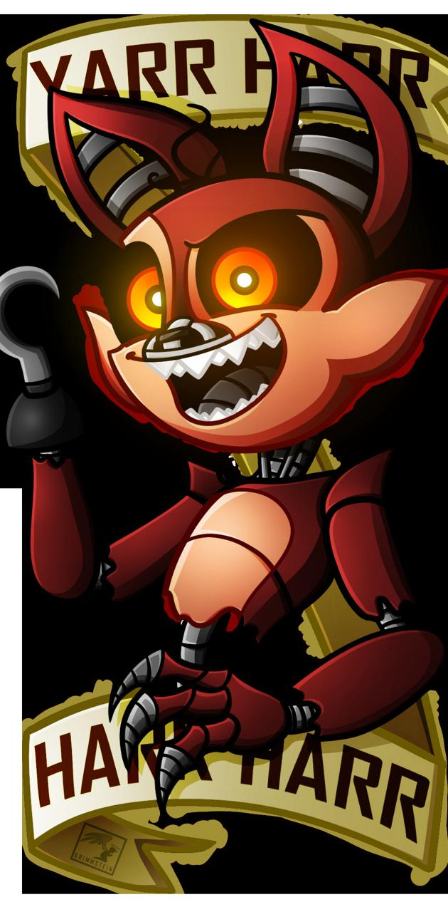 Foxy Finds You Funny