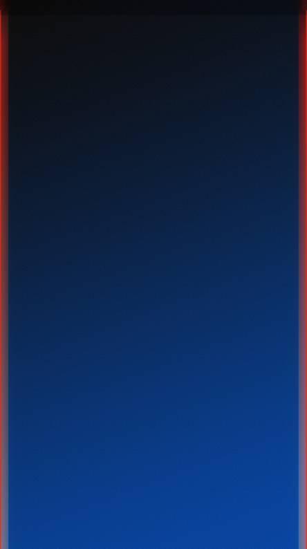 Galaxy Blue Edge LED