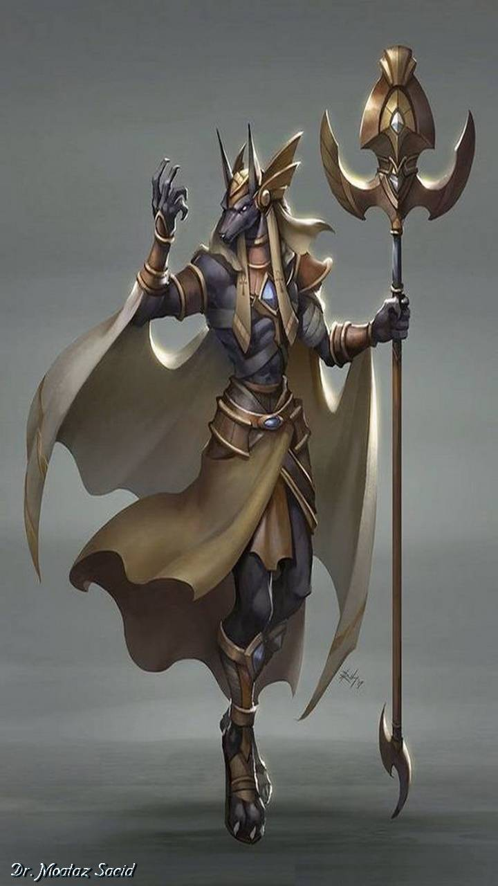 Anubiswarrior