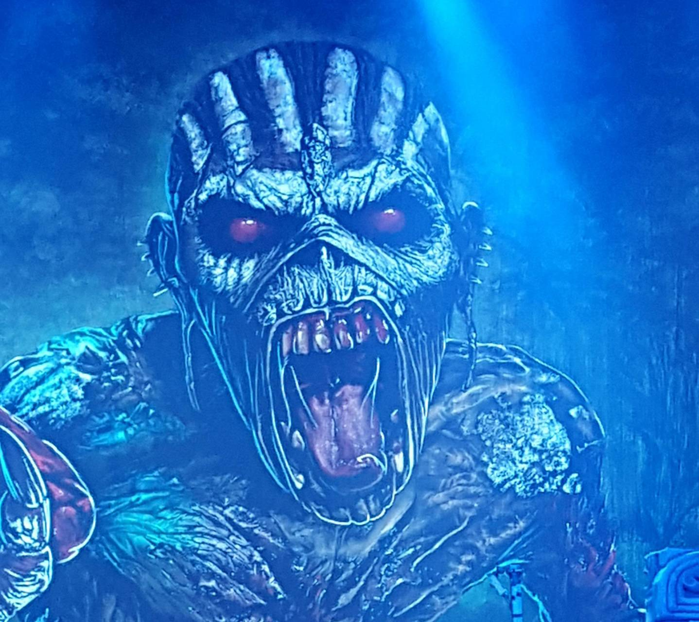 Iron Maiden Eddie 2