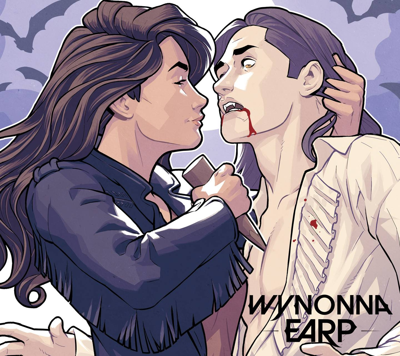 Wynonna vs Vampire
