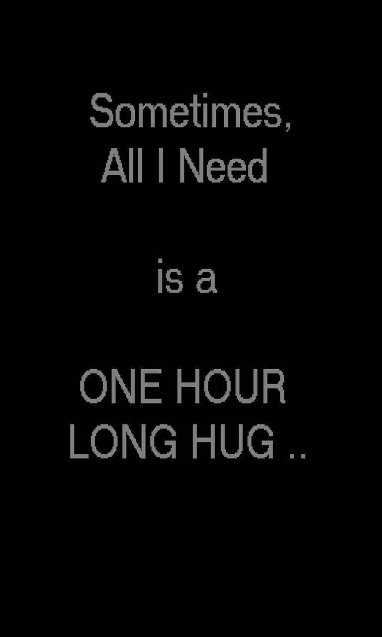 Long Hug