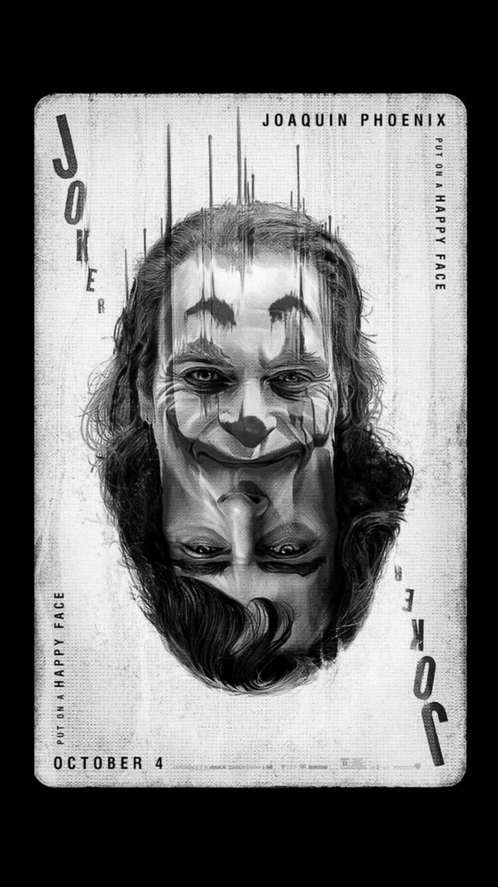 Joker Card Wallpaper By 007flappie700 Dc Free On Zedge