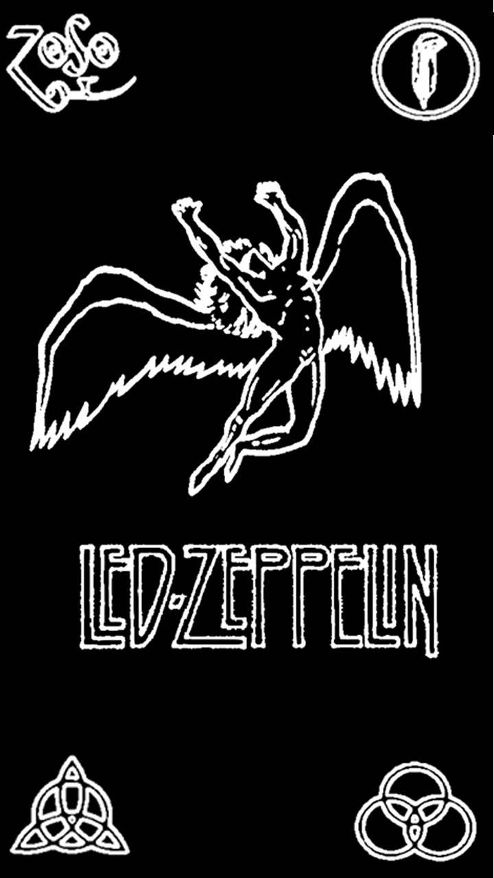 Led Zeppelin Wallpaper By Dmentx Bb Free On Zedge