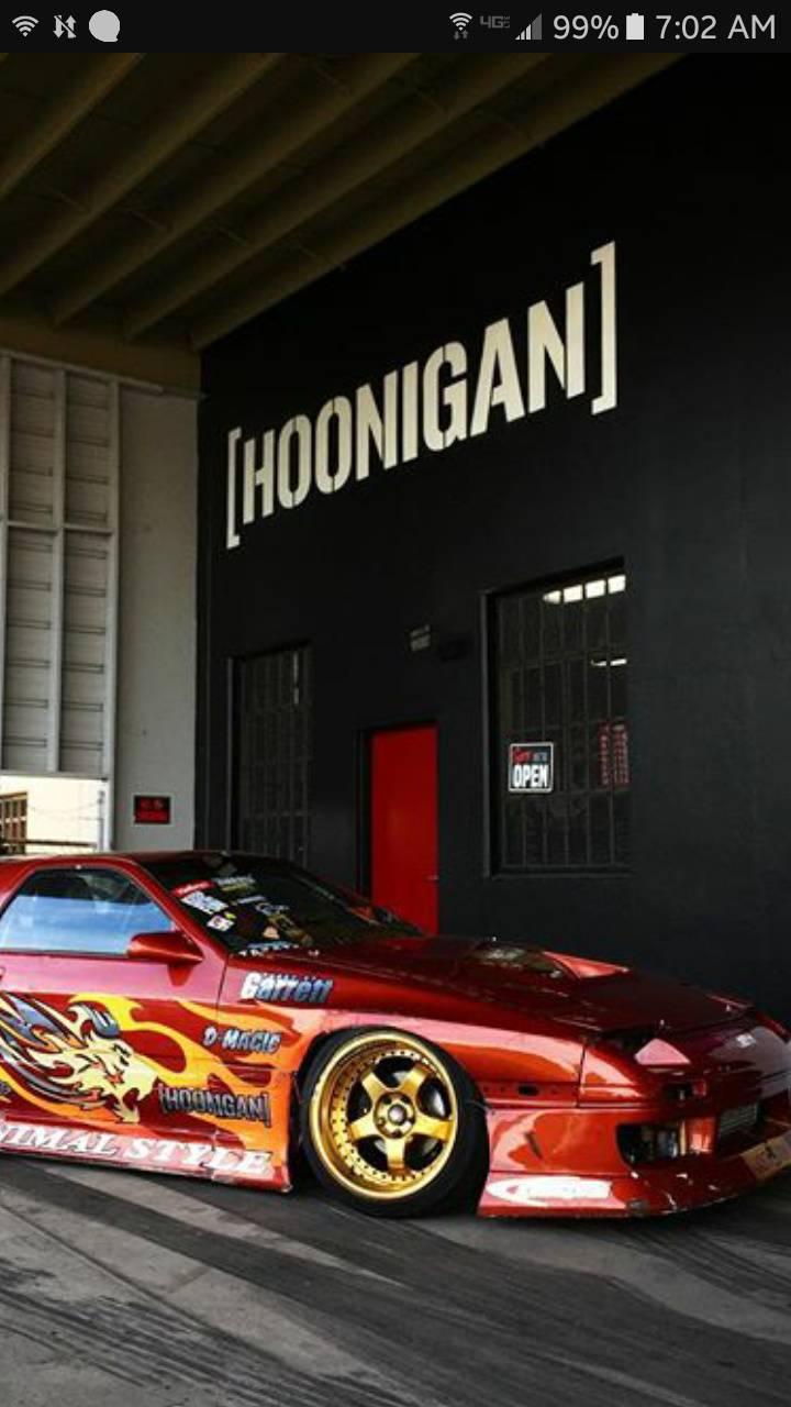 hoonigan rx-7