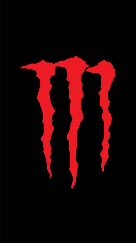 Monster Energy Red