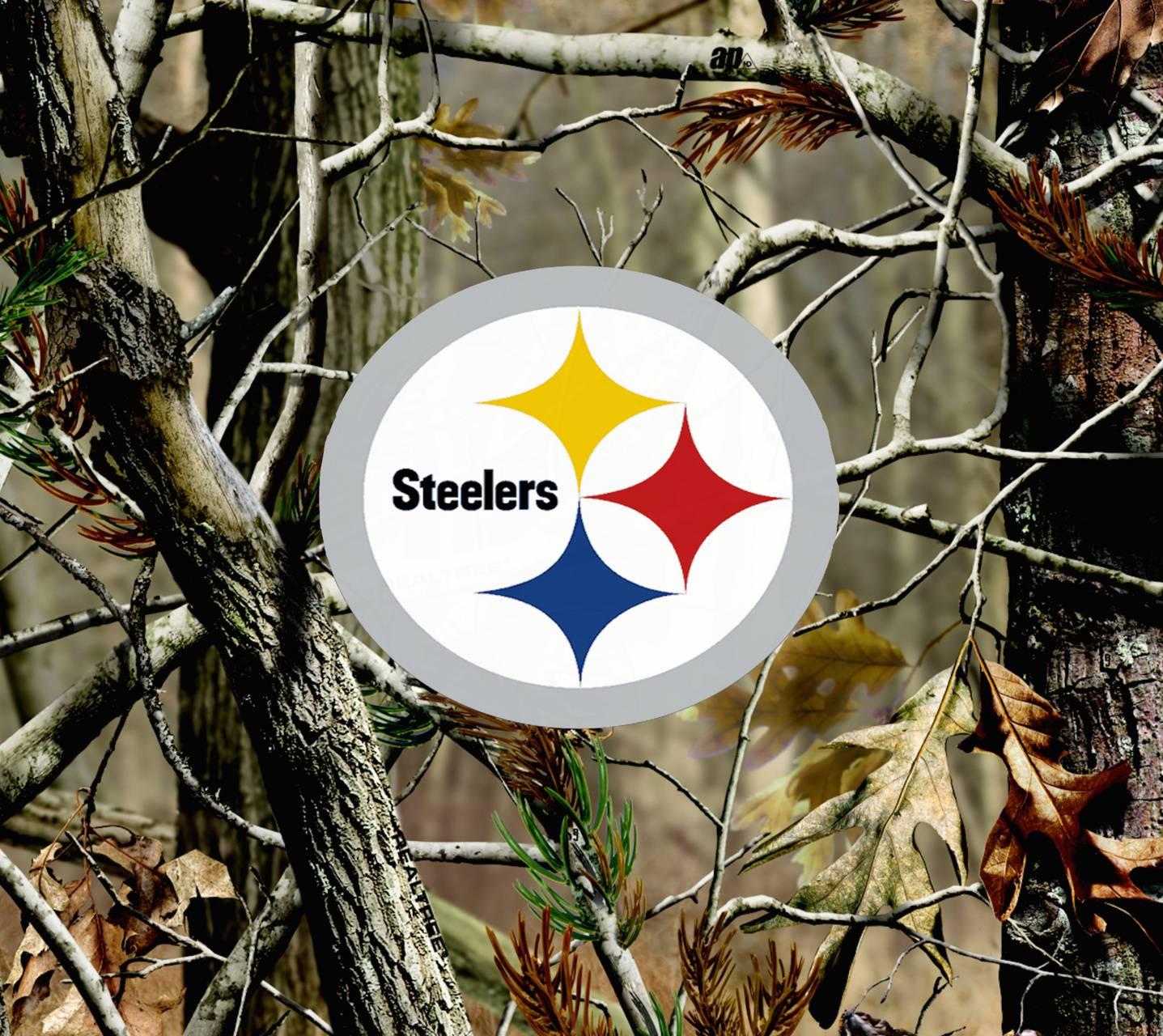 Camo Steelers