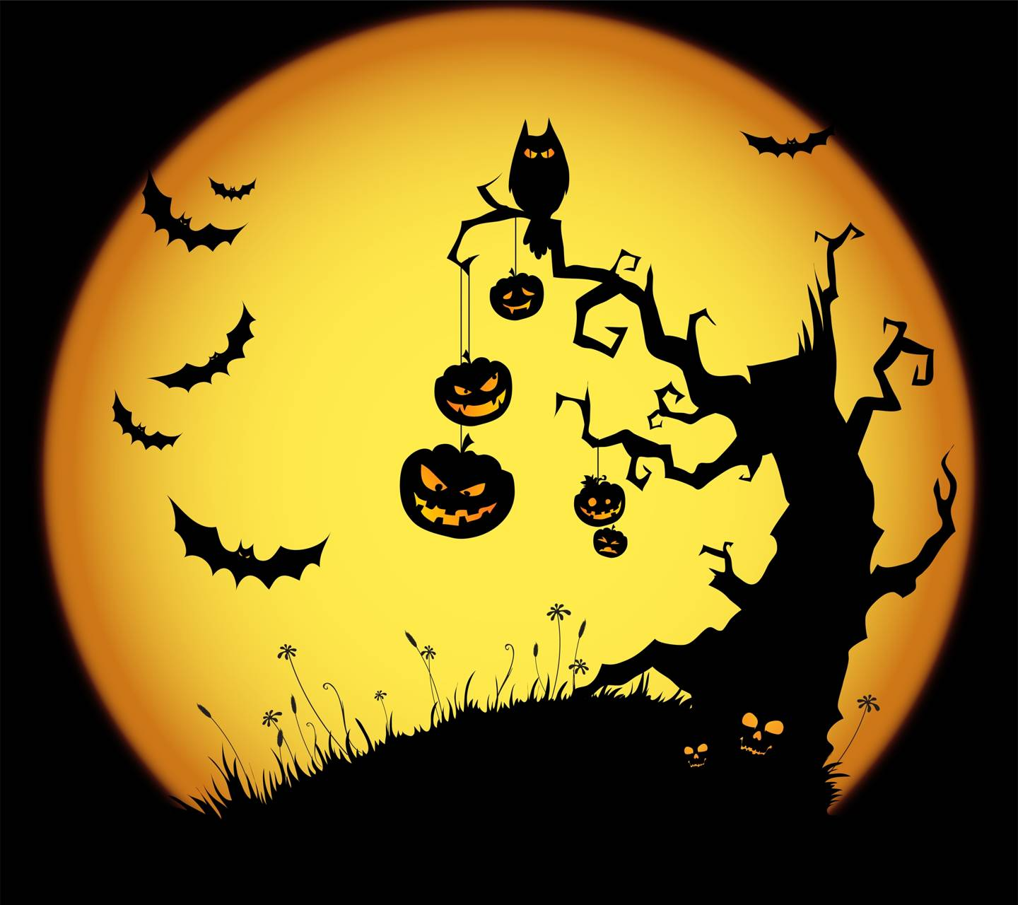 Halloween Wallpaper by at1988 - ef