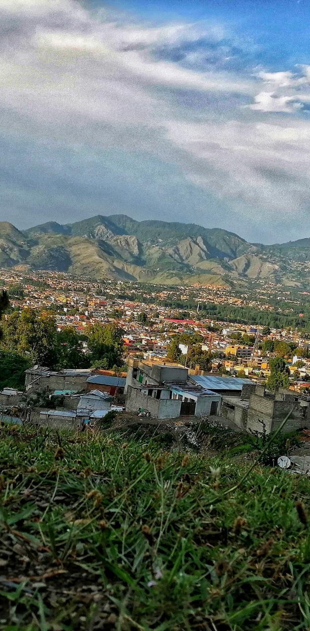 Abbottabad Scenery