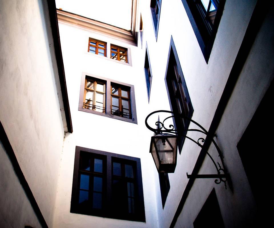 Old Street Corner