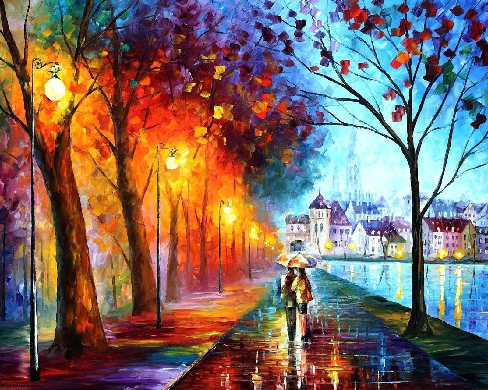 Love Paintwork Wallpaper by Samantha80 - 15