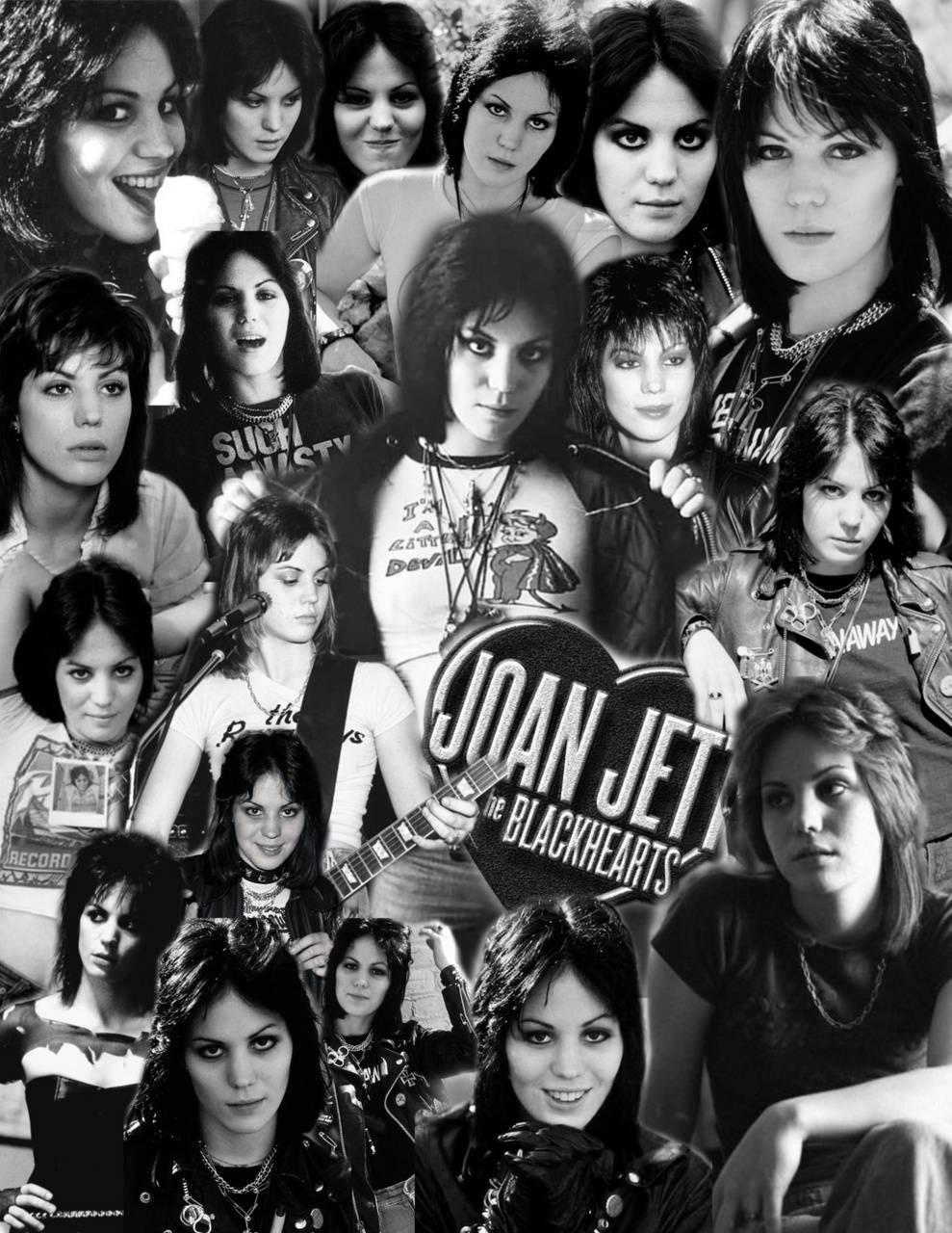 Joan Jet Wallpaper By Keepinitpleasant 8c Free On Zedge