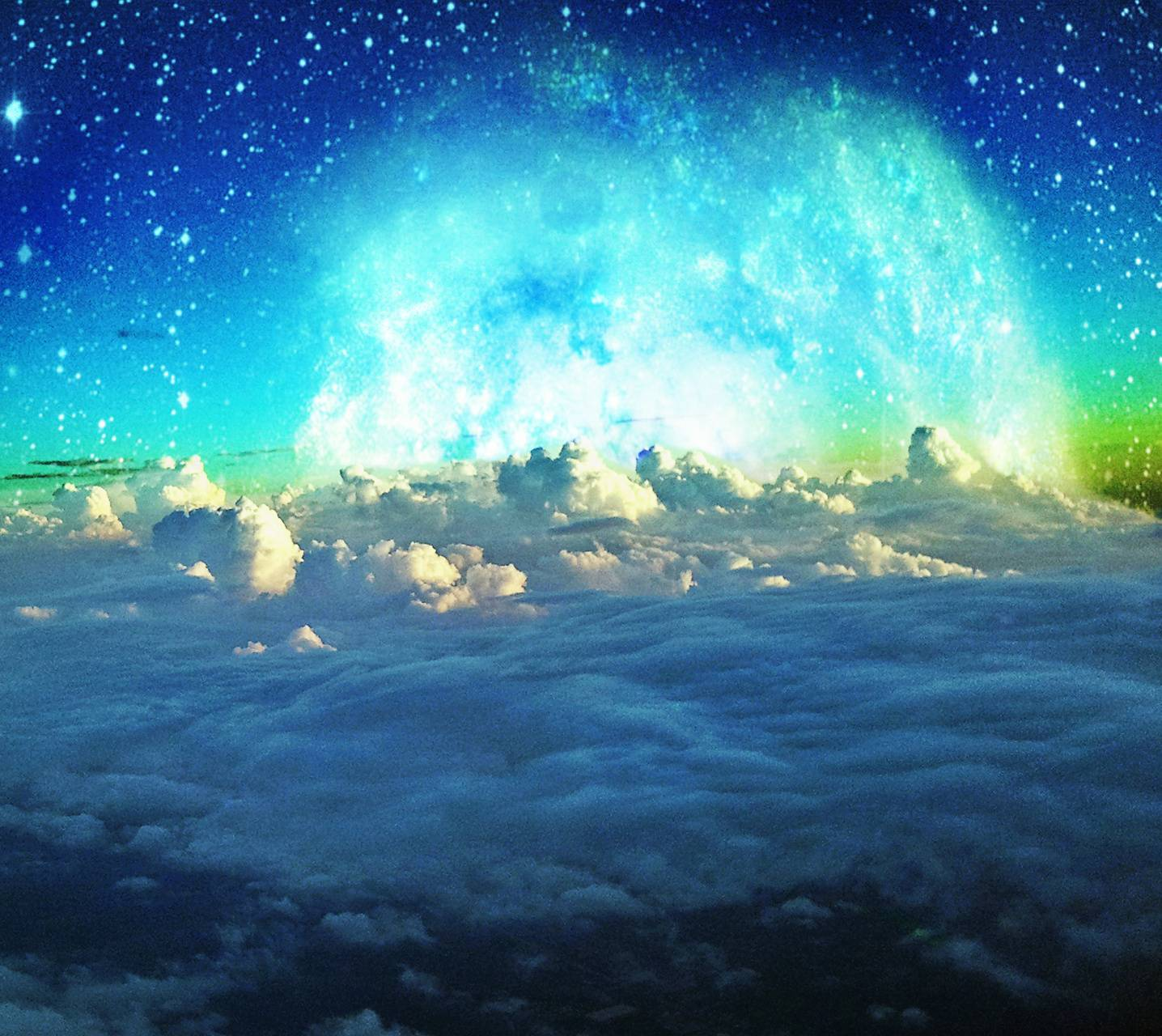 Sky and Galaxy