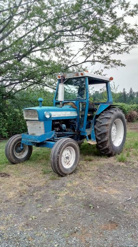 Tractor Ford 4000
