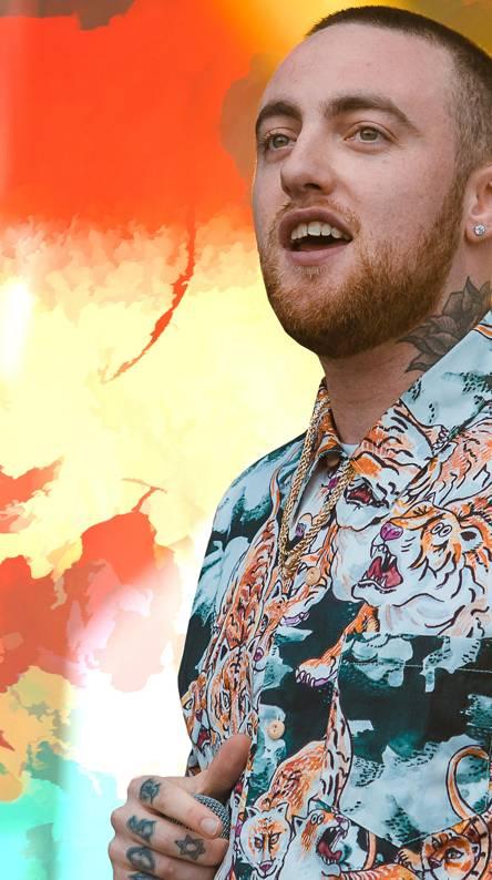 Mac Miller Wallpapers Free By Zedge