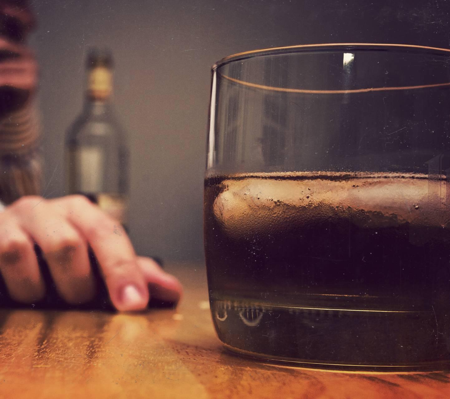 A Good Stiff Drink