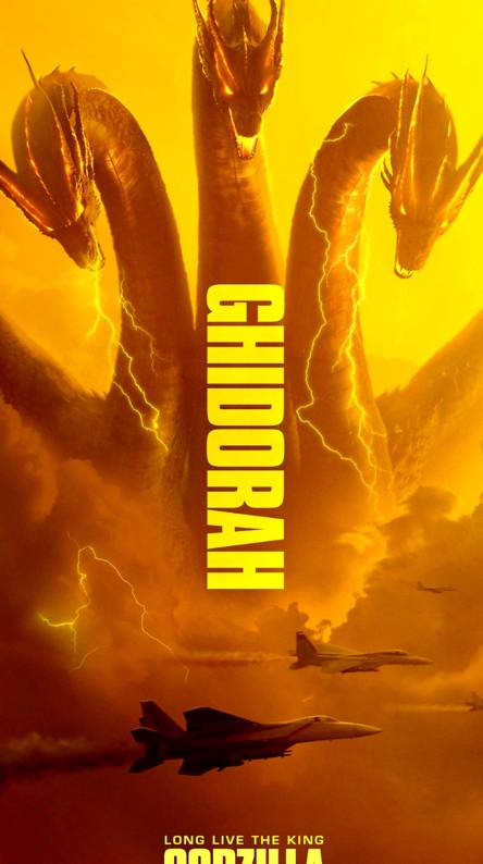 King Ghidorah Ringtones And Wallpapers Free By Zedge