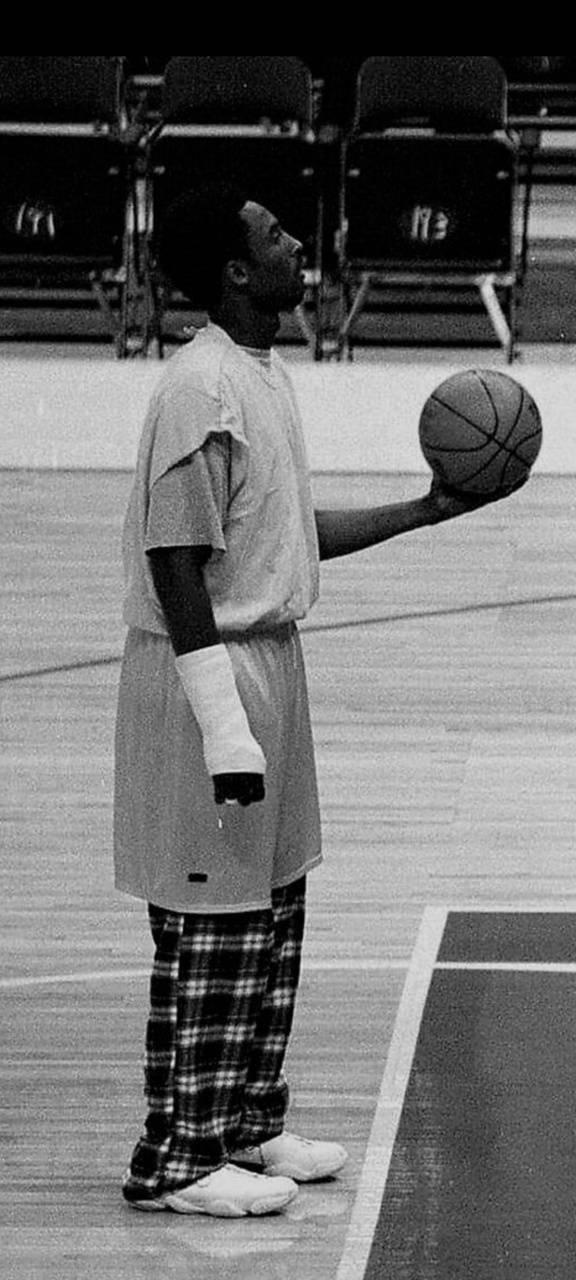 Kobe pyjamas injured