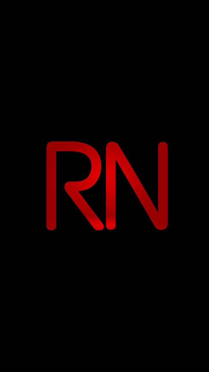 Letter R And N Wallpaper By Ranujaniketh 2b Free On Zedge