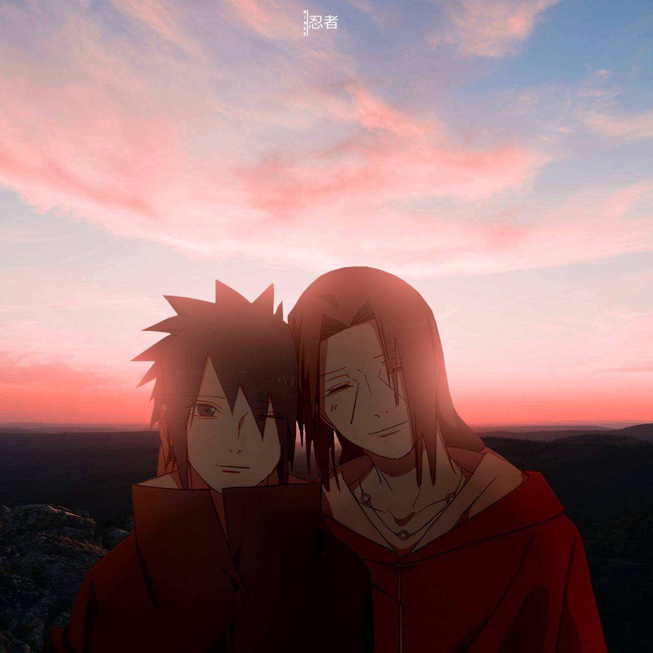 Sasuke x Itachi