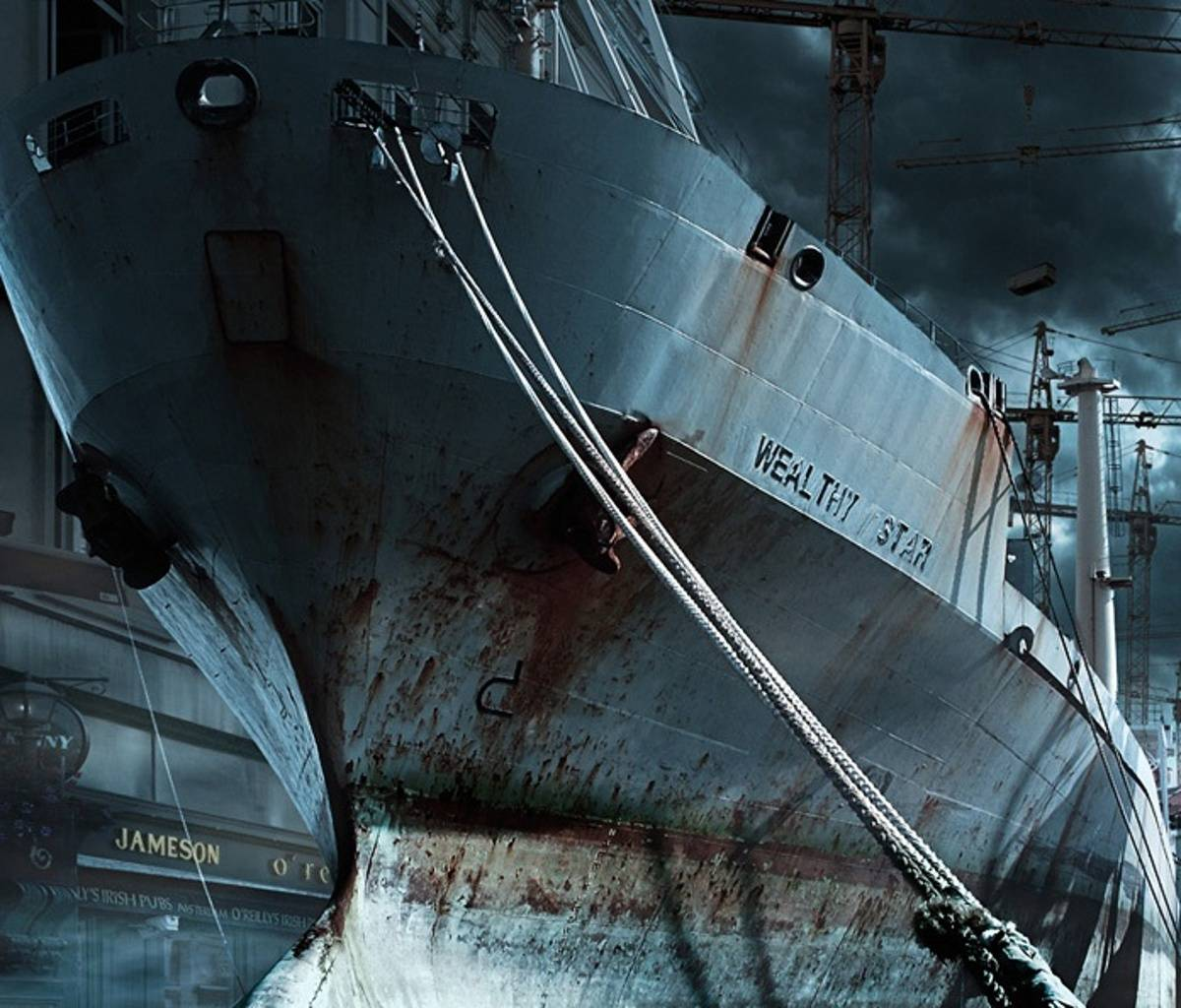 Blood Ship