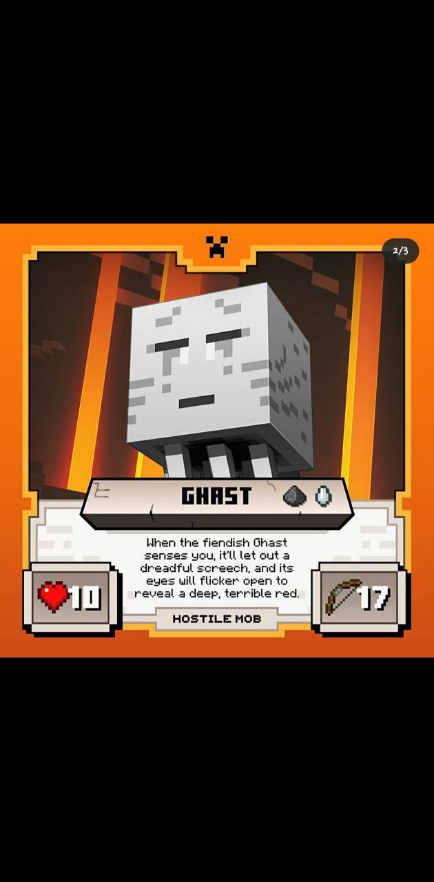 Minecraft ghast