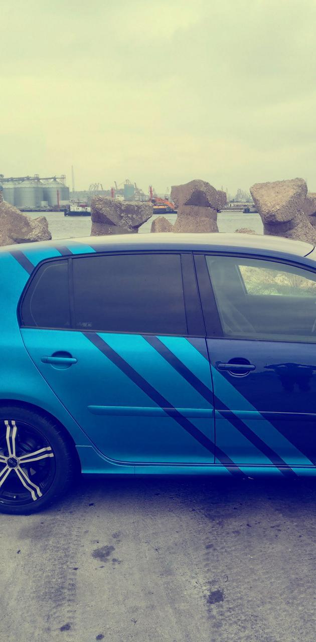 Mk5 blue