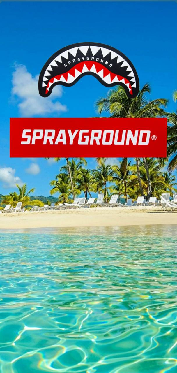 Sprayground sea