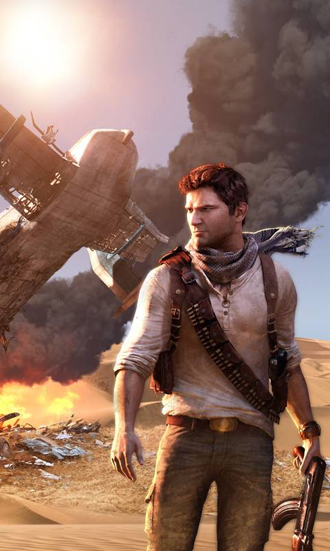 Uncharted 3 Wallpaper By Pdre90 8e Free On Zedge