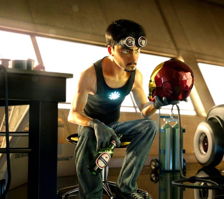 Iron Man Wallpaper by __JULIANNA__ - fb