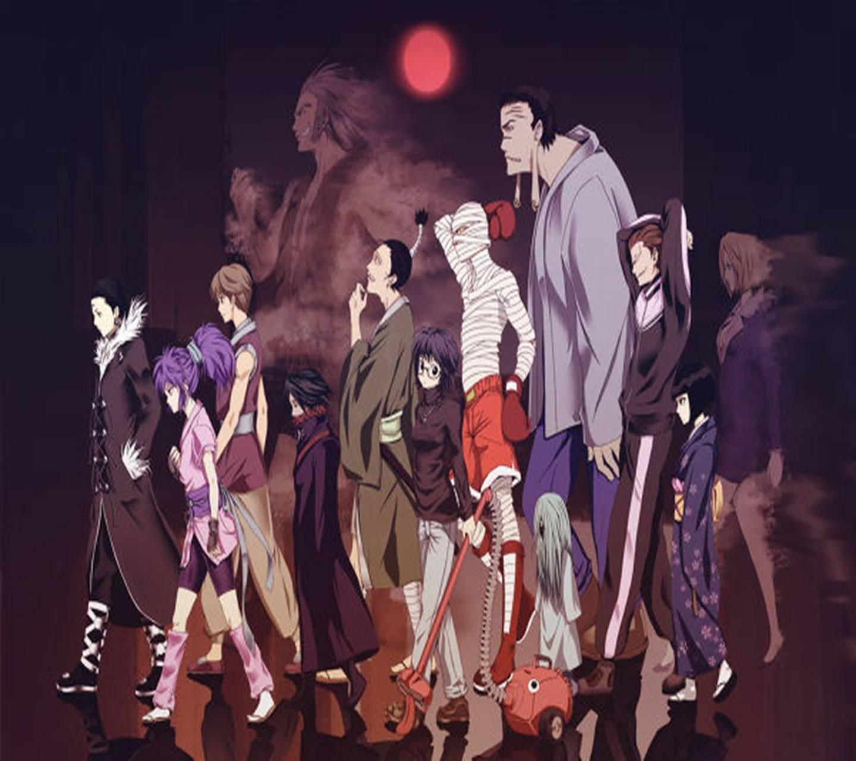 Anime-hunterXhunter