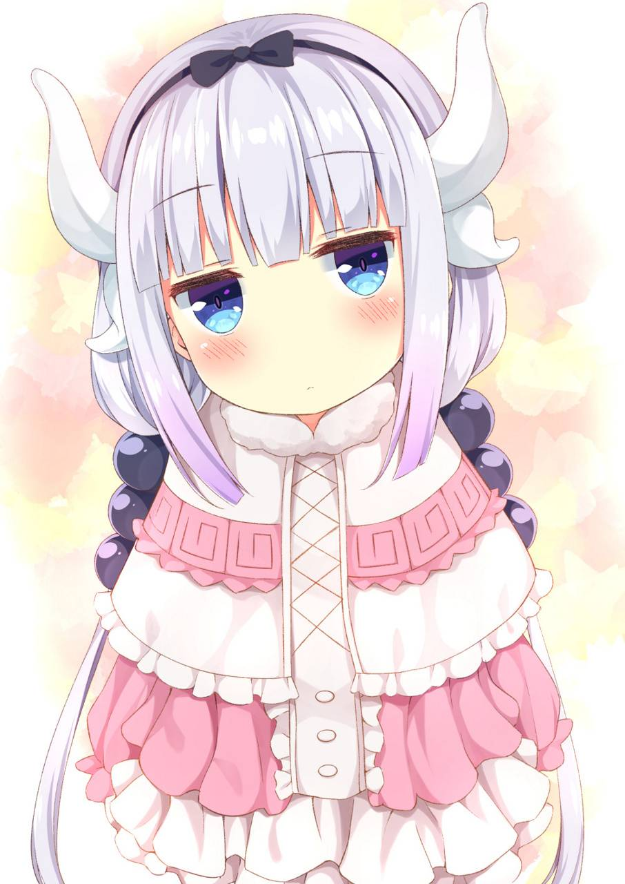 Kanna Kamui Wallpaper By Creepyloli 86 Free On Zedge