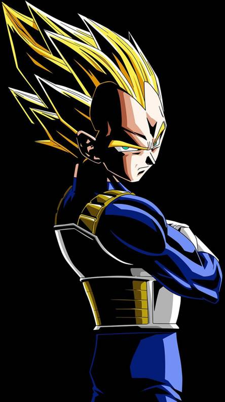 Dragon Ball Super Vegeta Wallpaper Iphone Anime Wallpaper Hd