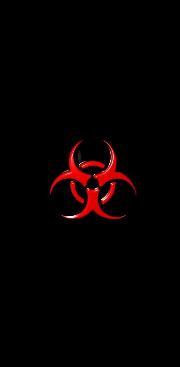 Red Biohazard